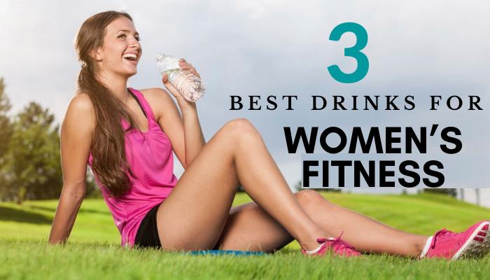 Women's Fitness Drink