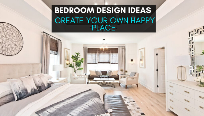 bedroom design ideas  create your own happy place